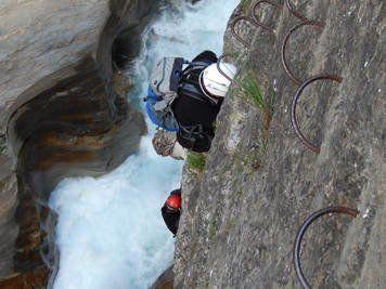 Klettersteig Wallis : Klettersteige